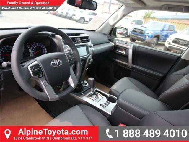 2018 Toyota 4Runner SR5 (Stk: 5597382) in Cranbrook - Image 8 of 17
