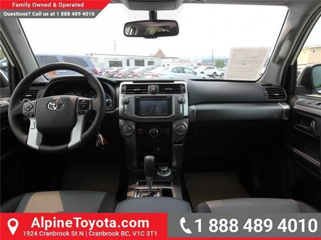 2018 Toyota 4Runner SR5 (Stk: 5597382) in Cranbrook - Image 9 of 17