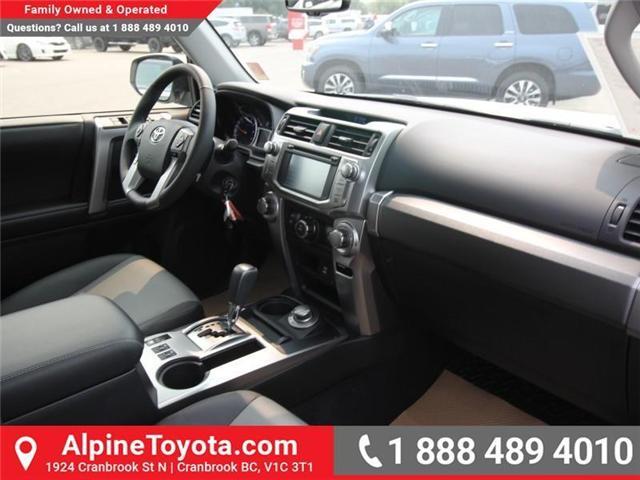 2018 Toyota 4Runner SR5 (Stk: 5597382) in Cranbrook - Image 10 of 17
