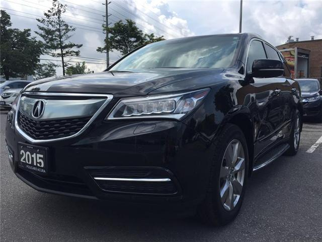 2015 Acura MDX Elite Package (Stk: 501809P) in Brampton - Image 1 of 3
