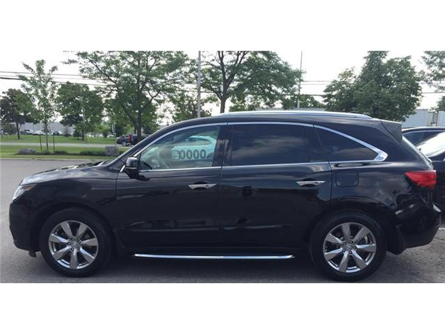 2015 Acura MDX Elite Package (Stk: 501809P) in Brampton - Image 2 of 3