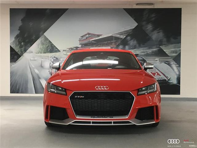 2018 Audi TT RS 2.5T (Stk: A2445A) in Richmond - Image 2 of 21