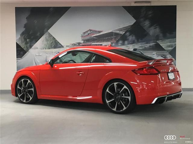 Inventory Audi Of Richmond - 2018 audi tt
