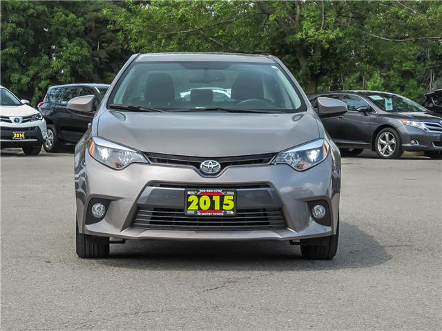 2015 Toyota Corolla  (Stk: 80613A) in Whitby - Image 2 of 22