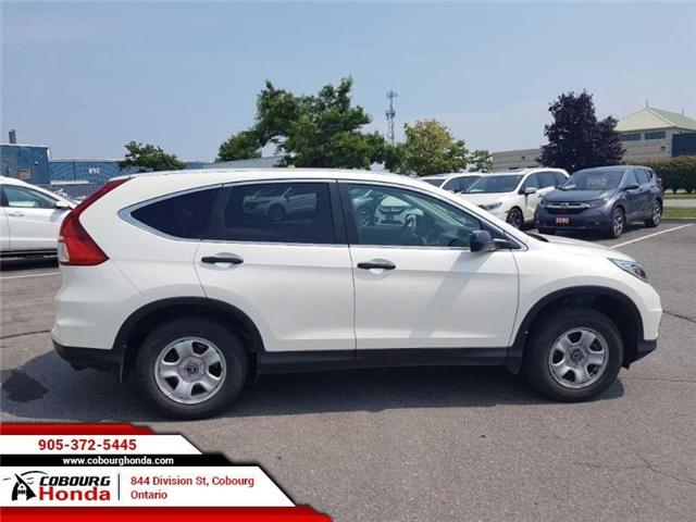 2015 Honda CR-V LX (Stk: 18419A) in Cobourg - Image 1 of 13