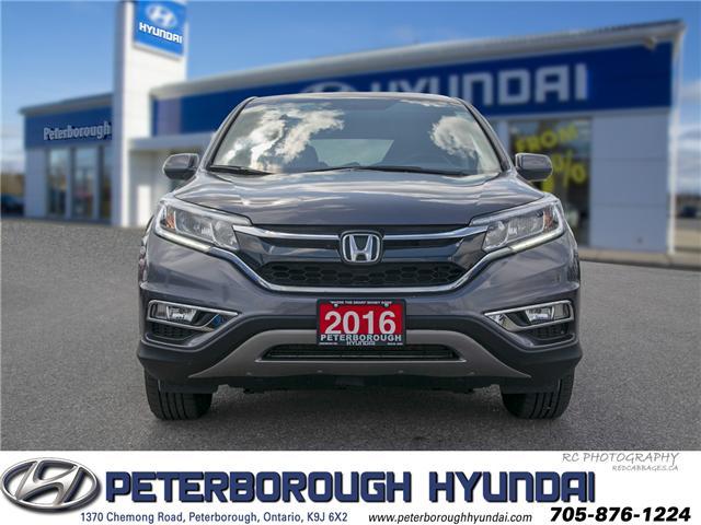 2016 Honda CR-V EX-L (Stk: hp0098) in Peterborough - Image 2 of 26