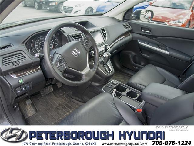 2016 Honda CR-V EX-L (Stk: hp0098) in Peterborough - Image 9 of 26