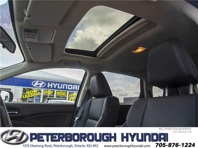 2016 Honda CR-V EX-L (Stk: hp0098) in Peterborough - Image 10 of 26