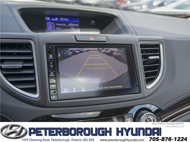 2016 Honda CR-V EX-L (Stk: hp0098) in Peterborough - Image 14 of 26