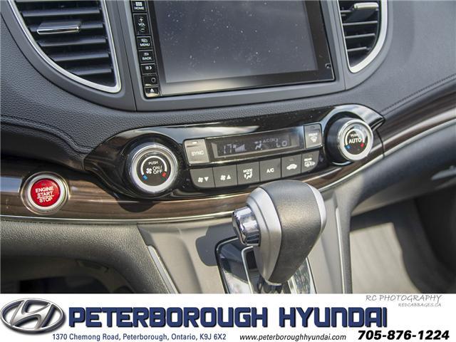2016 Honda CR-V EX-L (Stk: hp0098) in Peterborough - Image 15 of 26