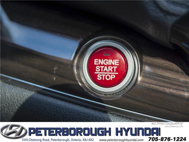 2016 Honda CR-V EX-L (Stk: hp0098) in Peterborough - Image 16 of 26