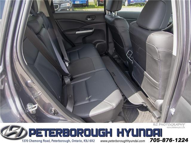 2016 Honda CR-V EX-L (Stk: hp0098) in Peterborough - Image 22 of 26