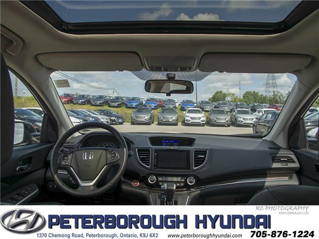 2016 Honda CR-V EX-L (Stk: hp0098) in Peterborough - Image 24 of 26