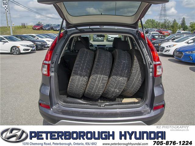 2016 Honda CR-V EX-L (Stk: hp0098) in Peterborough - Image 25 of 26