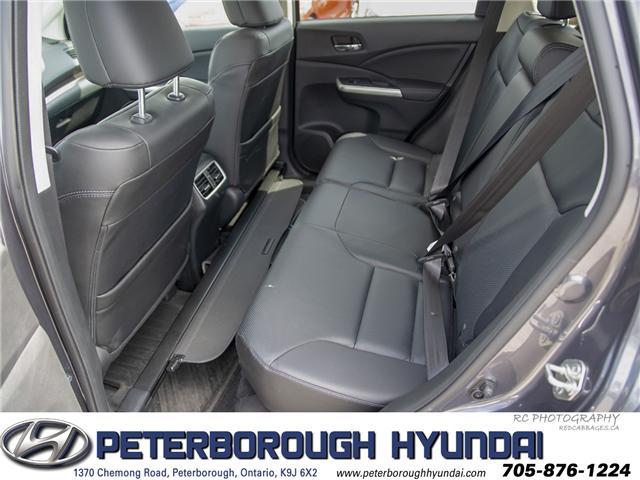 2016 Honda CR-V EX-L (Stk: hp0098) in Peterborough - Image 26 of 26