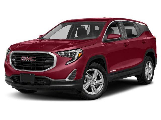 2018 GMC Terrain SLE (Stk: G8L087T) in Mississauga - Image 1 of 9