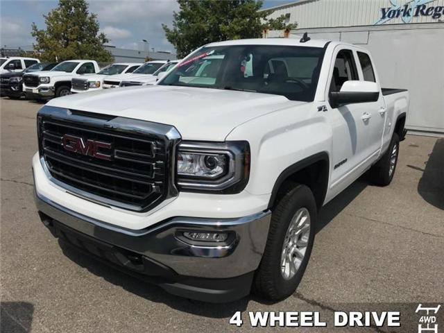 2019 GMC Sierra 1500 Limited SLE (Stk: 1101125) in Newmarket - Image 1 of 16