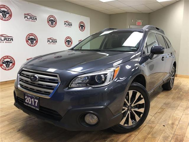 2017 Subaru Outback 2.5i Limited (Stk: DS4728A) in Orillia - Image 1 of 22