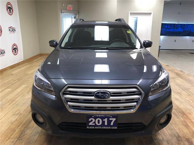 2017 Subaru Outback 2.5i Limited (Stk: DS4728A) in Orillia - Image 2 of 22