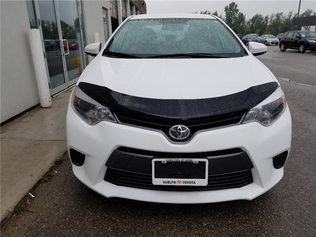 2016 Toyota Corolla LE (Stk: u00940) in Guelph - Image 2 of 27