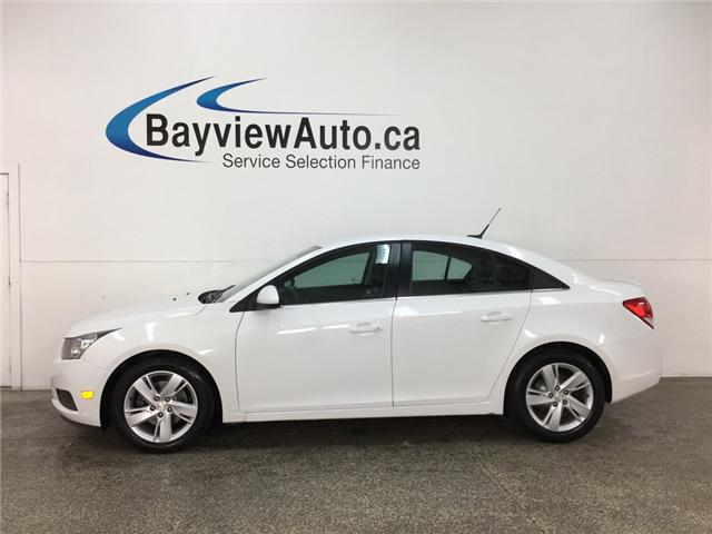 2014 Chevrolet Cruze DIESEL (Stk: 33209W) in Belleville - Image 1 of 28