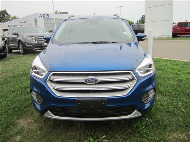 2018 Ford Escape Titanium (Stk: A5962) in Perth - Image 2 of 13