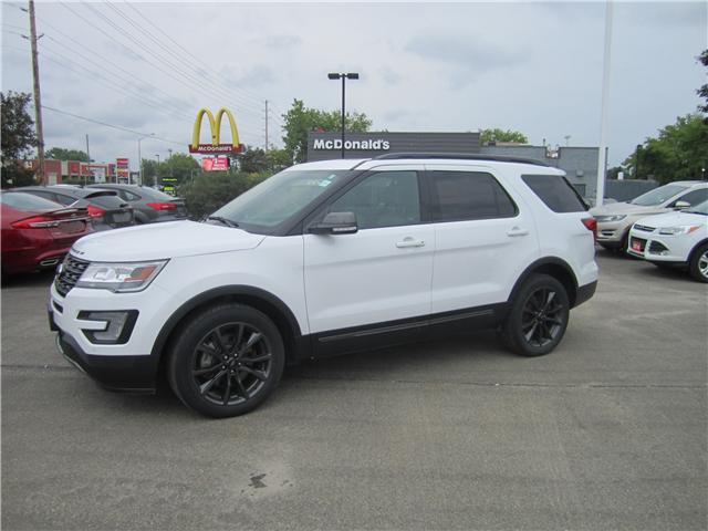 2017 Ford Explorer XLT (Stk: W1037) in Perth - Image 1 of 11