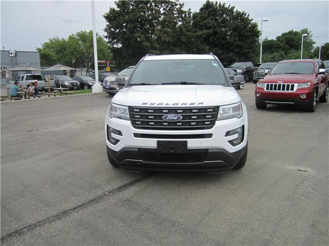 2017 Ford Explorer XLT (Stk: W1037) in Perth - Image 2 of 11