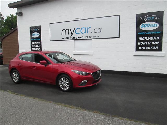 2015 Mazda Mazda3 GS (Stk: 181083) in Richmond - Image 2 of 13