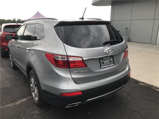 2015 Hyundai Santa Fe XL Premium (Stk: 20740) in Pembroke - Image 3 of 10