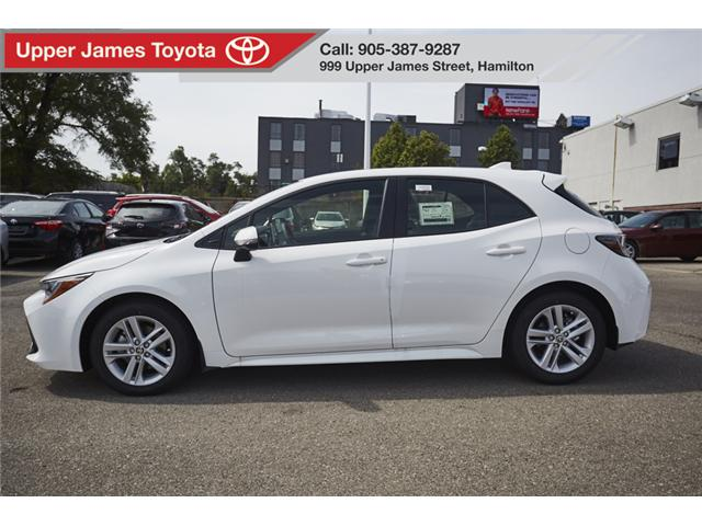 2019 Toyota Corolla Hatchback Base (Stk: 190070) in Hamilton - Image 2 of 16