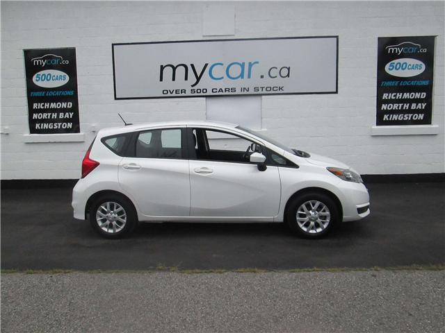 2018 Nissan Versa Note 1.6 SV (Stk: 180988) in North Bay - Image 1 of 13