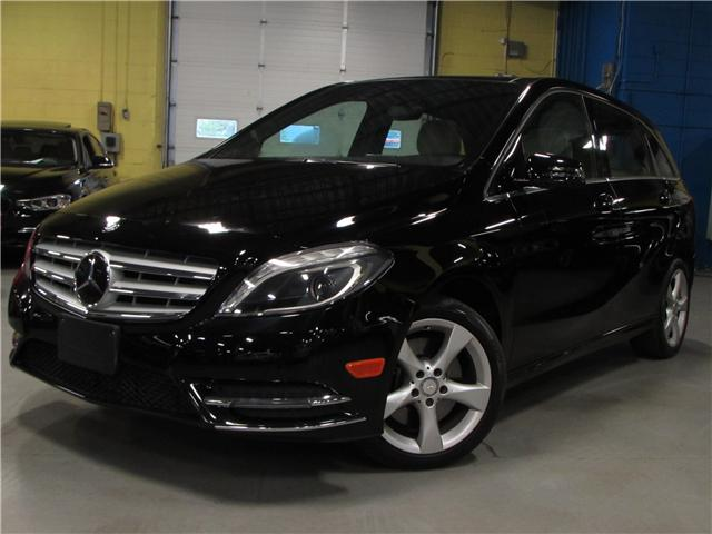 2014 Mercedes-Benz B-Class Sports Tourer (Stk: S3447) in North York - Image 1 of 18