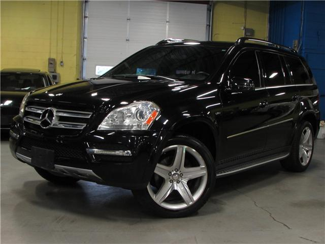 2012 Mercedes-Benz GL-Class Base (Stk: C5267) in North York - Image 1 of 23