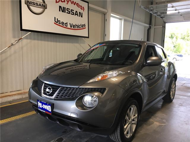 2014 Nissan Juke SV (Stk: 18281A) in Owen Sound - Image 1 of 8