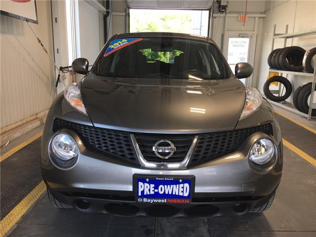2014 Nissan Juke SV (Stk: 18281A) in Owen Sound - Image 2 of 8
