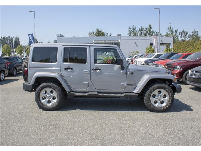 2015 Jeep Wrangler Unlimited Sahara (Stk: J107524BA) in Abbotsford - Image 8 of 23
