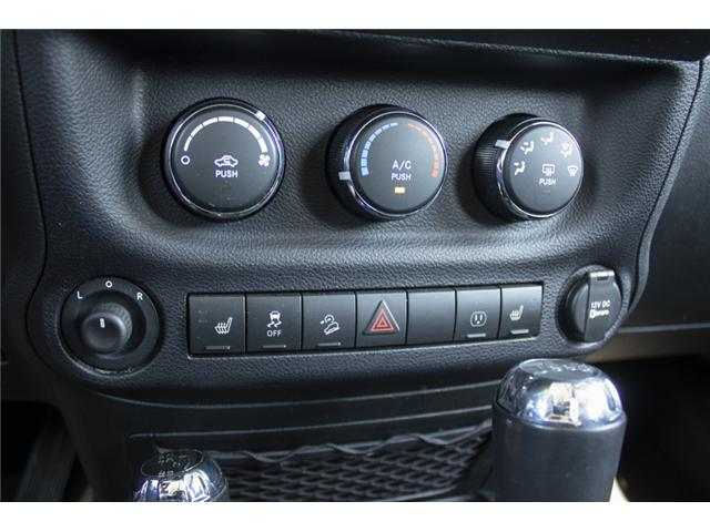 2015 Jeep Wrangler Unlimited Sahara (Stk: J107524BA) in Abbotsford - Image 20 of 23