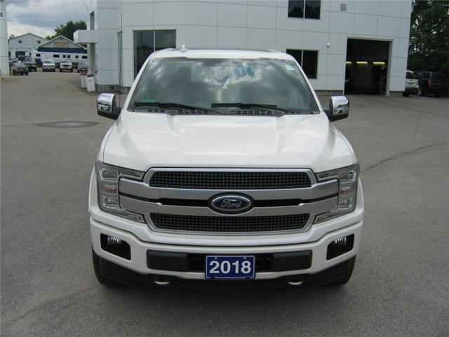 2018 Ford F-150 Lariat (Stk: 18512) in Smiths Falls - Image 2 of 12