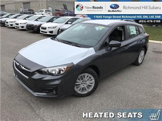 2018 Subaru Impreza Touring (Stk: 30335) in RICHMOND HILL - Image 1 of 23