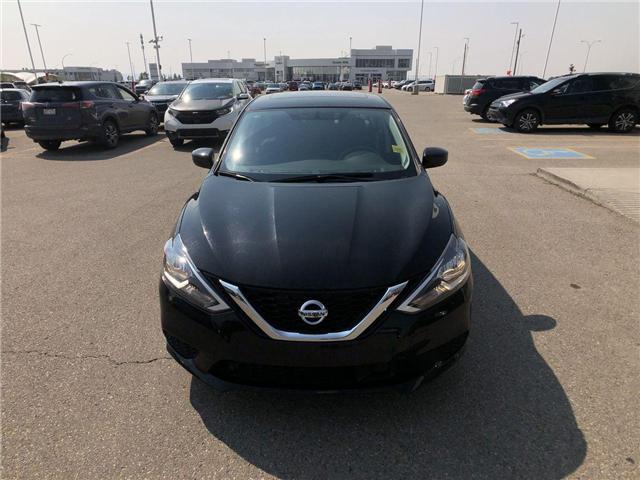 2018 Nissan Sentra 1.8 SV (Stk: 284177) in Calgary - Image 2 of 16