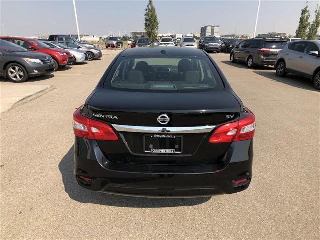 2018 Nissan Sentra  (Stk: 284177) in Calgary - Image 7 of 16