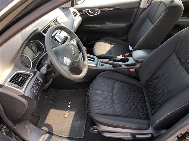 2018 Nissan Sentra  (Stk: 284177) in Calgary - Image 9 of 16