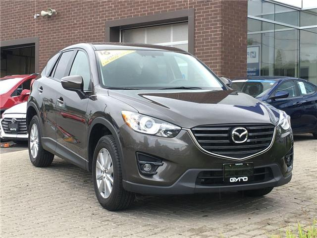2016 Mazda CX-5 GS (Stk: 27647A) in East York - Image 1 of 29