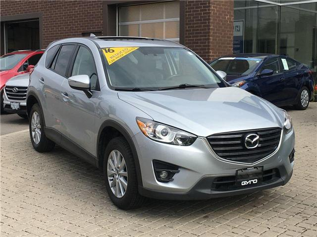 2016 Mazda CX-5 GS (Stk: 27953) in East York - Image 1 of 30