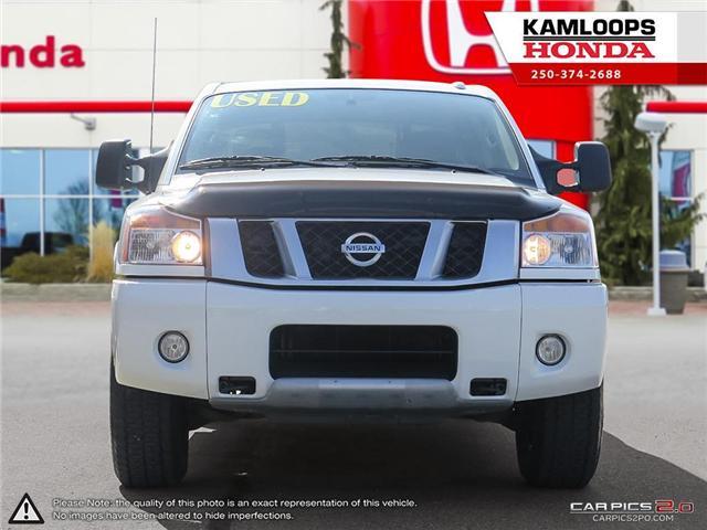 2013 Nissan Titan PRO-4X (Stk: 13812B) in Kamloops - Image 2 of 24