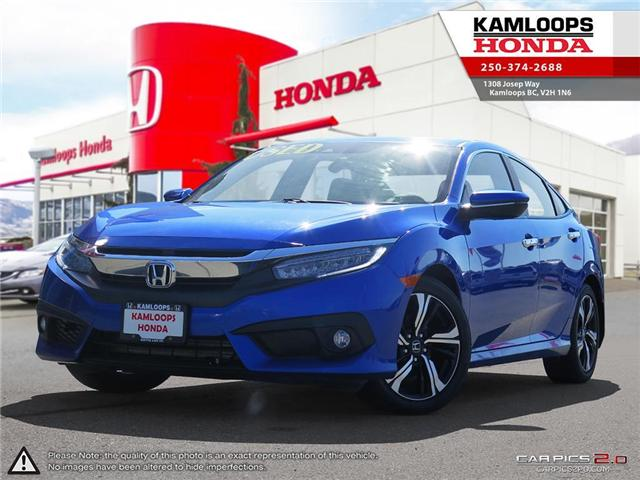 2016 Honda Civic Touring (Stk: 13908A) in Kamloops - Image 1 of 25