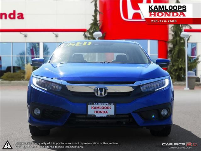 2016 Honda Civic Touring (Stk: 13908A) in Kamloops - Image 2 of 25