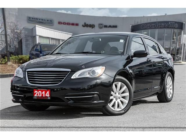 2014 Chrysler 200 LX, TRADE IN! (Stk: 7615PR) in Mississauga - Image 1 of 19