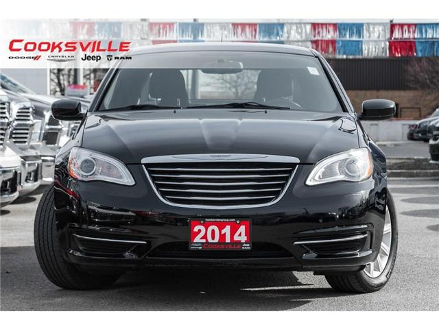 2014 Chrysler 200 LX, TRADE IN! (Stk: 7615PR) in Mississauga - Image 2 of 19